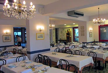 senigallia hotel with restaurant